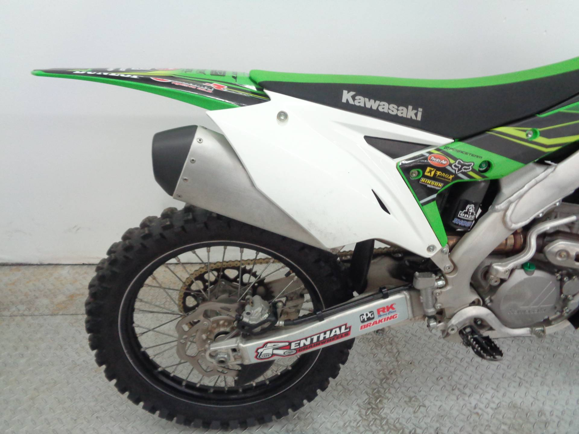 2017 Kawasaki KX250F in Tulsa, Oklahoma - Photo 4