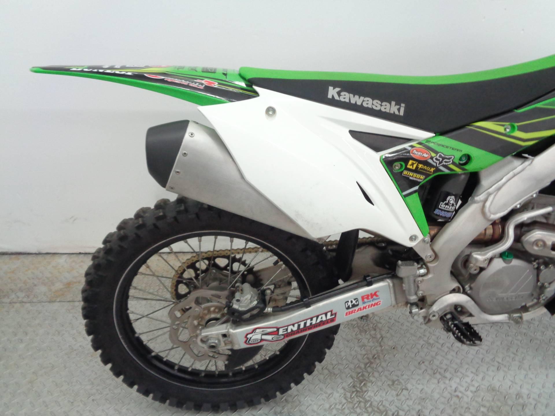 2017 Kawasaki KX250F 4