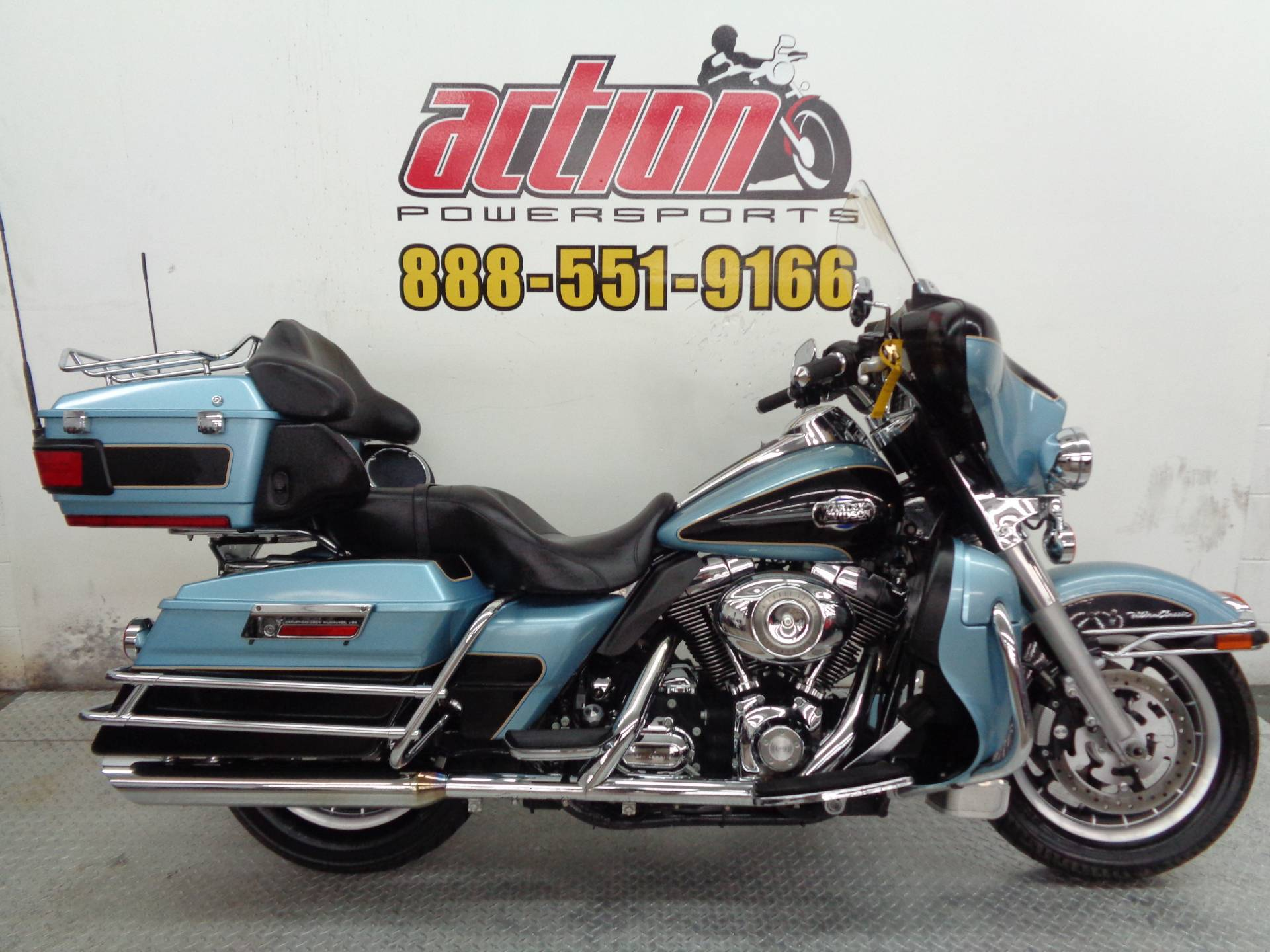 2008 Harley-Davidson Ultra Classic Electra Glide for sale 418