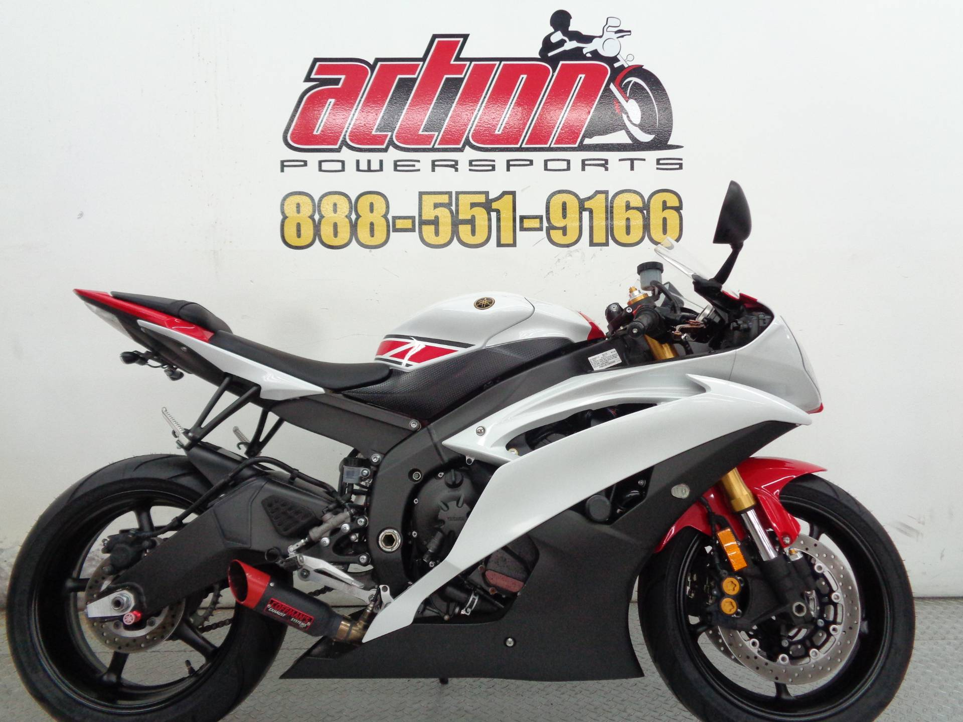 2012 Yamaha YZF-R6 for sale 61804