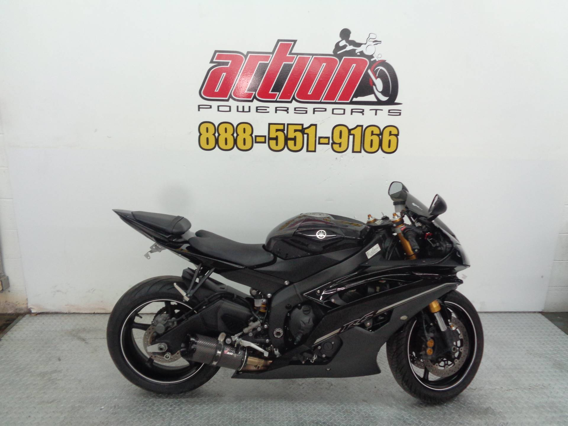 2012 Yamaha YZF-R6 for sale 119443