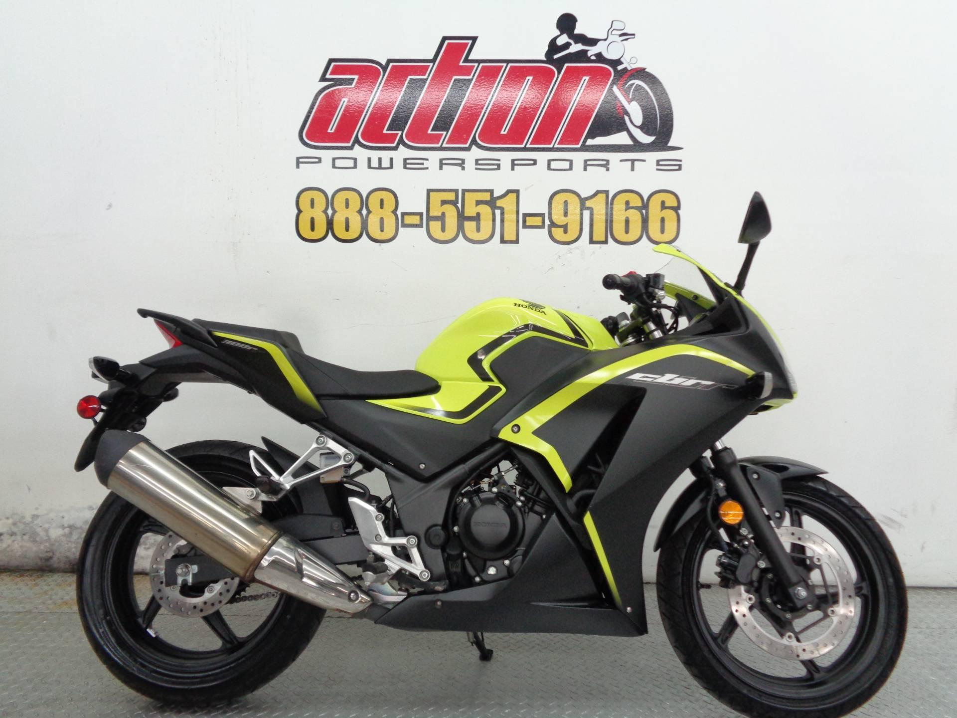 2016 Honda CBR300R For Sale Tulsa, OK : 58187