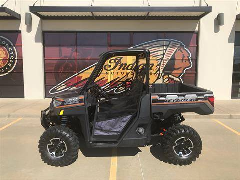 2018 Polaris Ranger XP 1000 EPS in Tulsa, Oklahoma