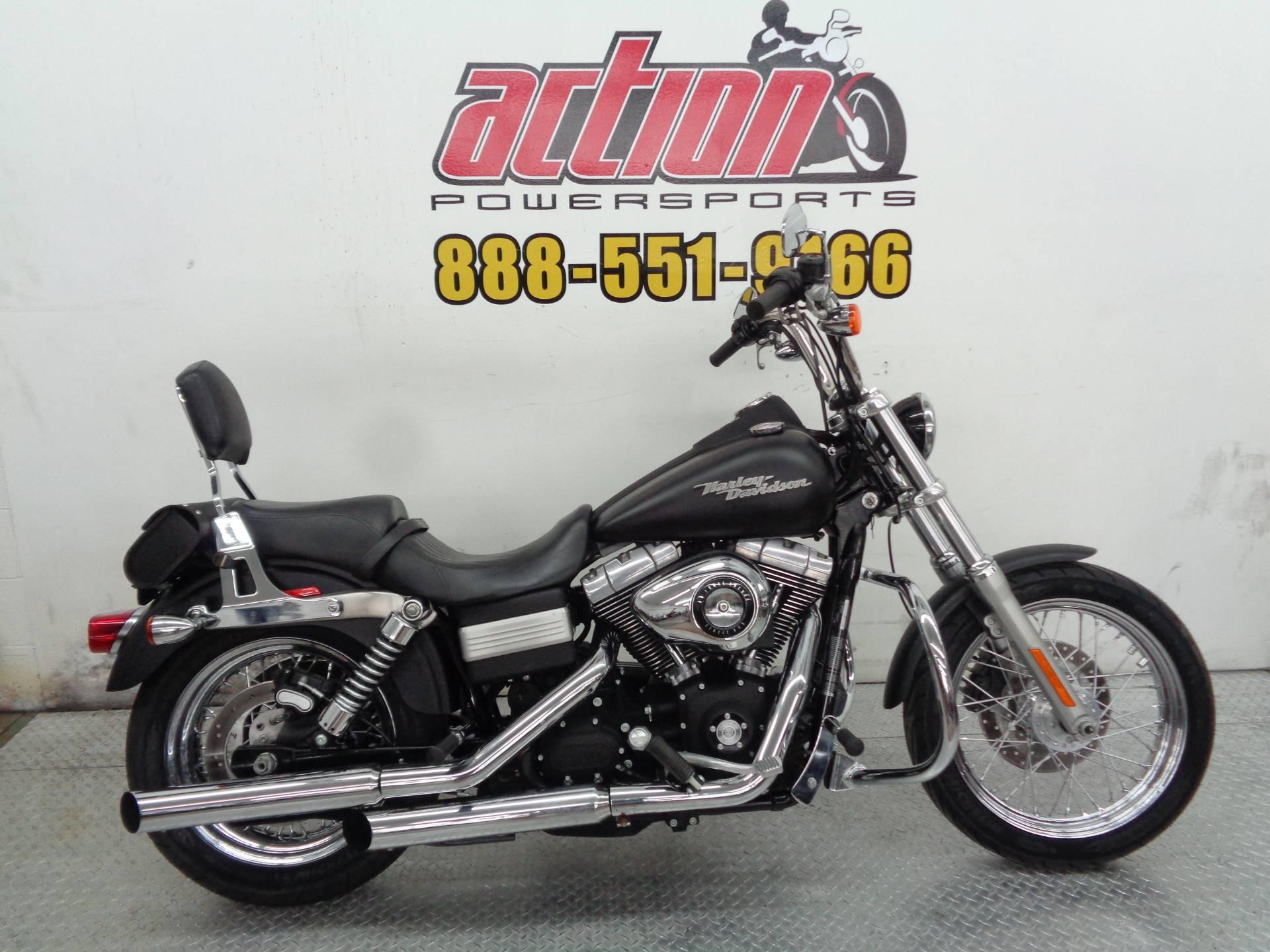 Used 2008 Harley-Davidson Dyna® Street Bob® Motorcycles in Tulsa, OK ...