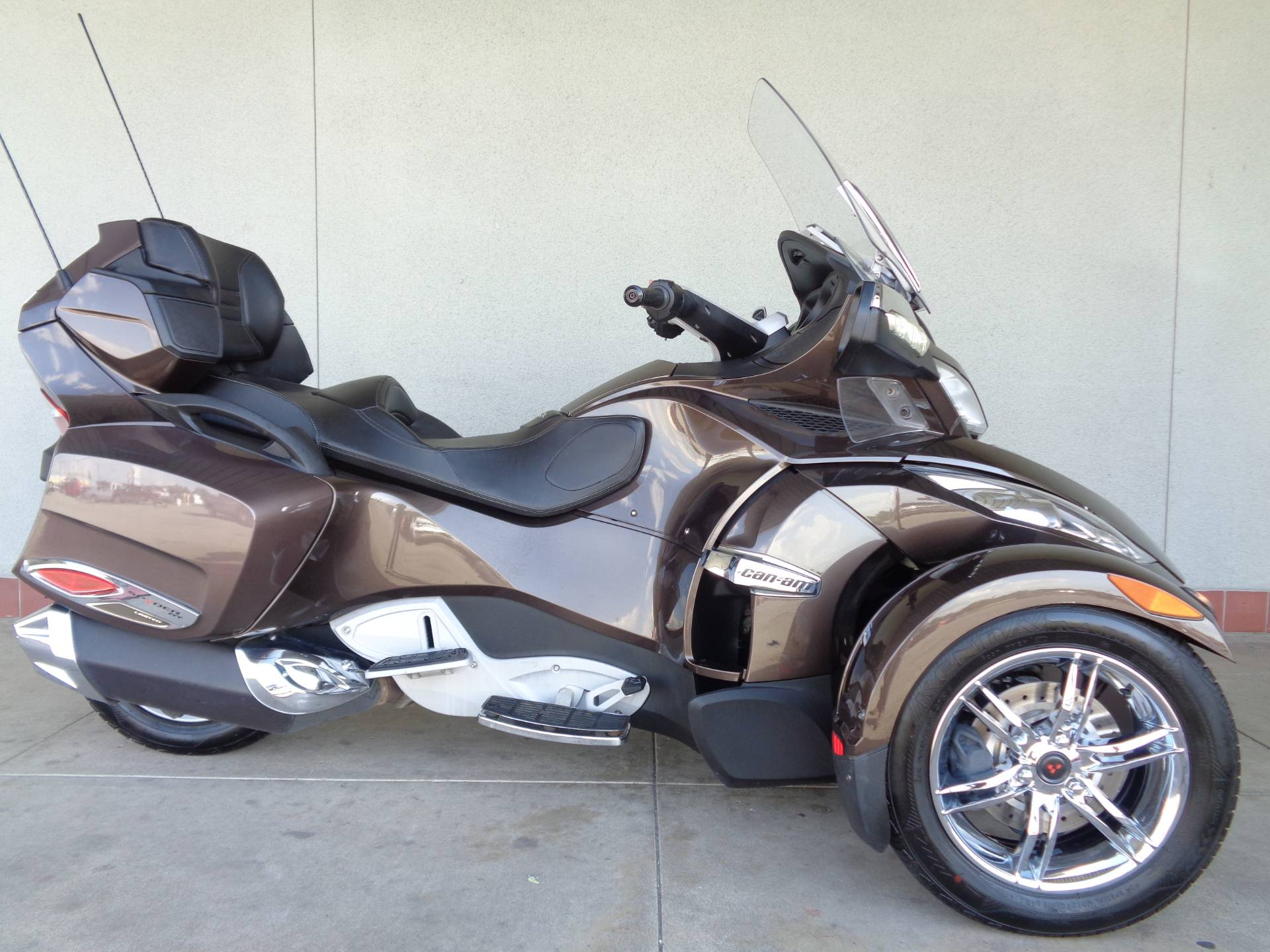 2012 Can-Am Spyder RT Limited for sale 208