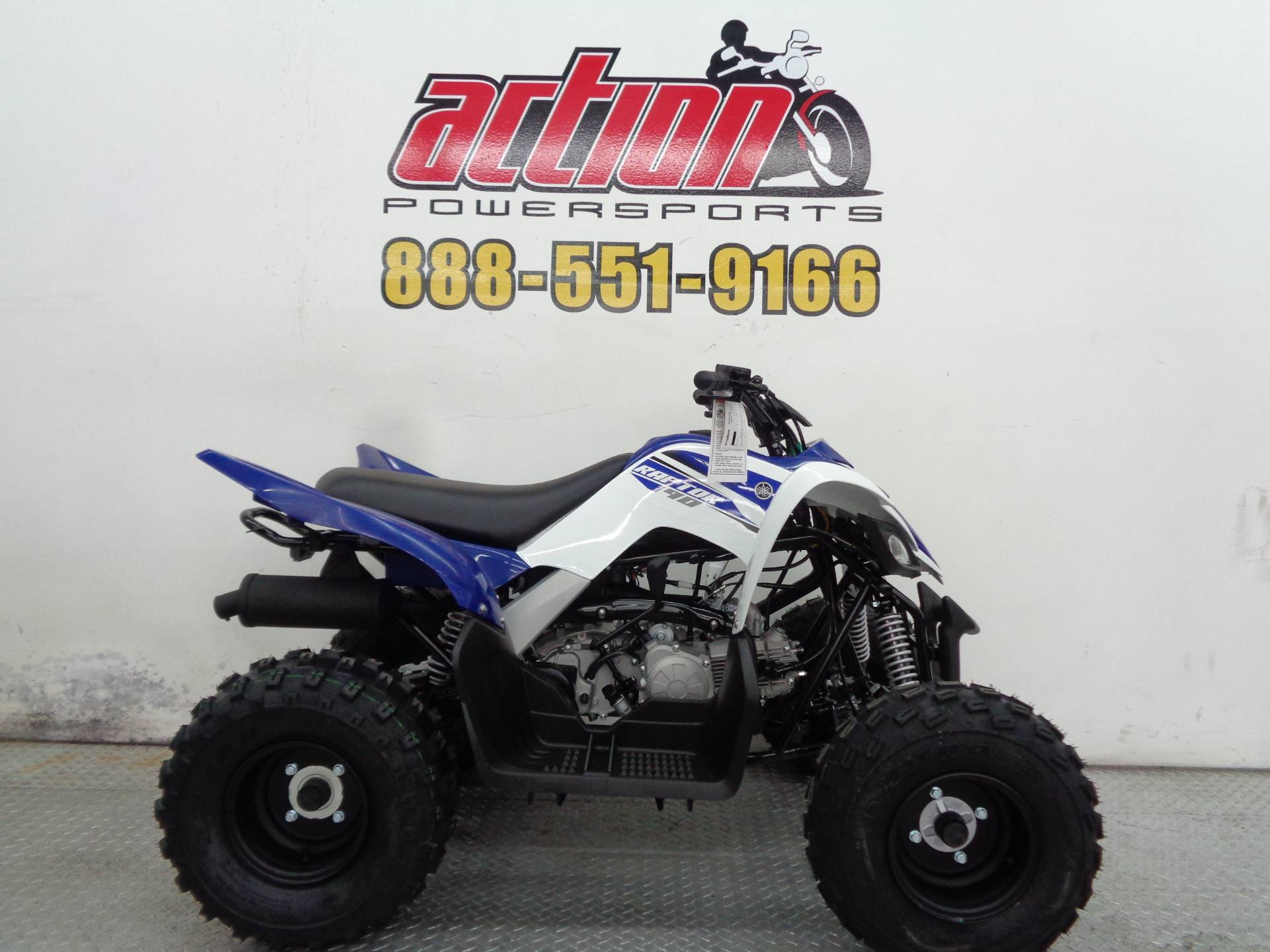 2017 Yamaha Raptor 90 for sale 11300