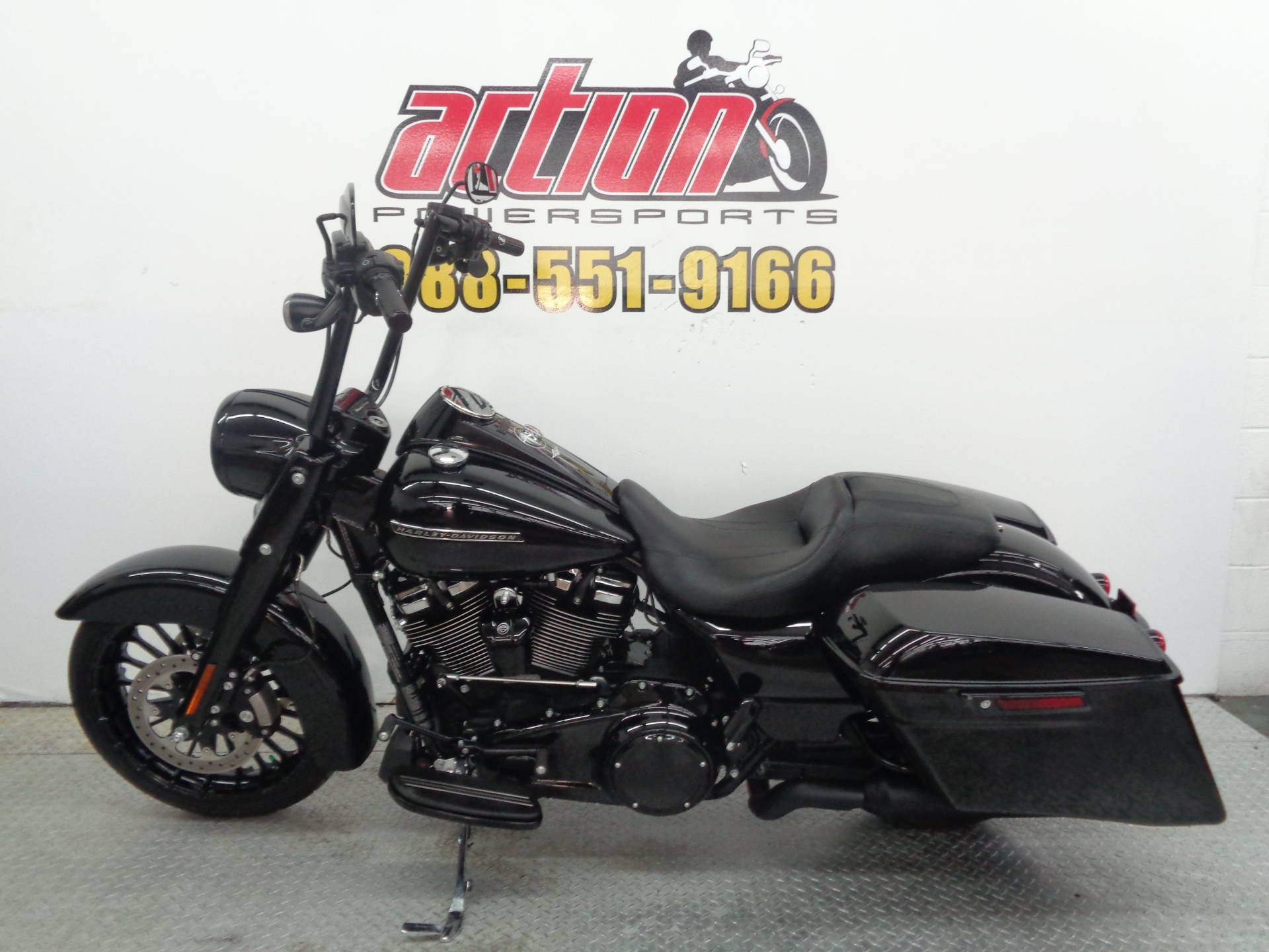 Harley Davidson Road King For Sale Mustang Ok >> Used 2018 Harley Davidson Road King Special Motorcycles In Tulsa