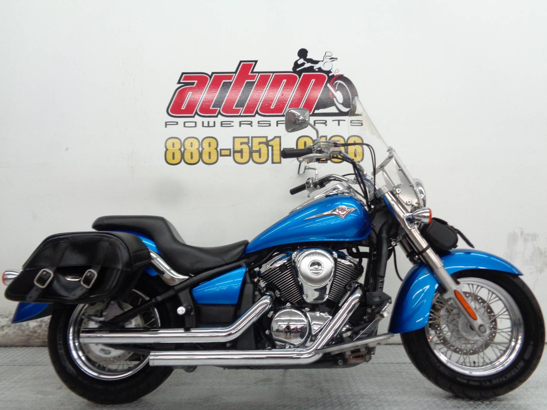 Used 2009 Kawasaki Vulcan® 900 Classic Motorcycles in Tulsa, OK ...