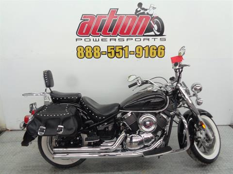 2008 Yamaha V Star® 1100 Silverado® in Tulsa, Oklahoma - Photo 1