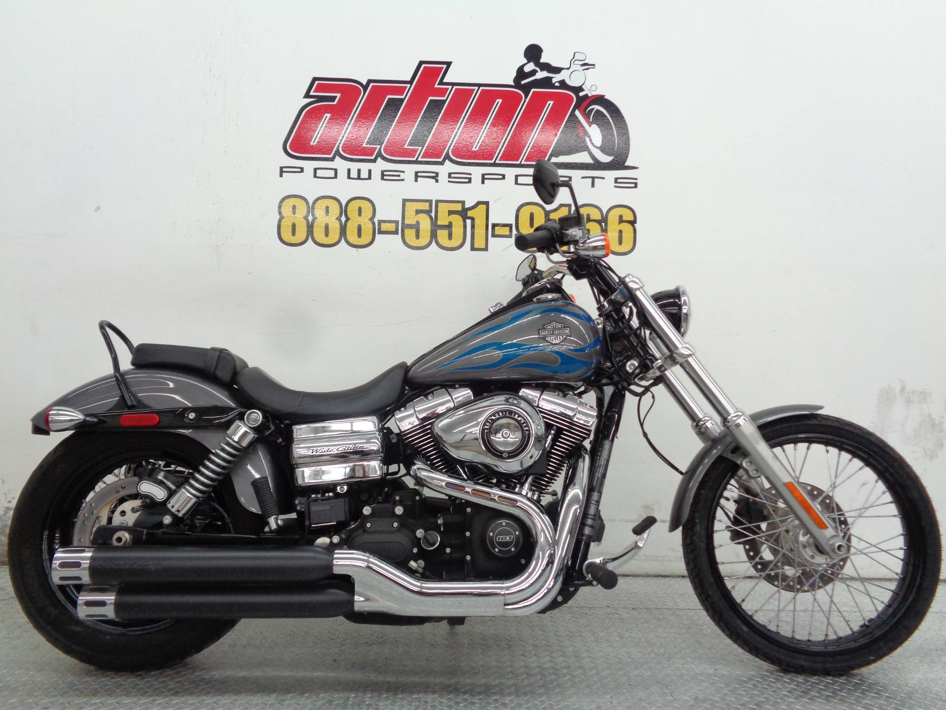 Used 2014 Harley-Davidson Dyna® Wide Glide® Motorcycles in Tulsa, OK ...