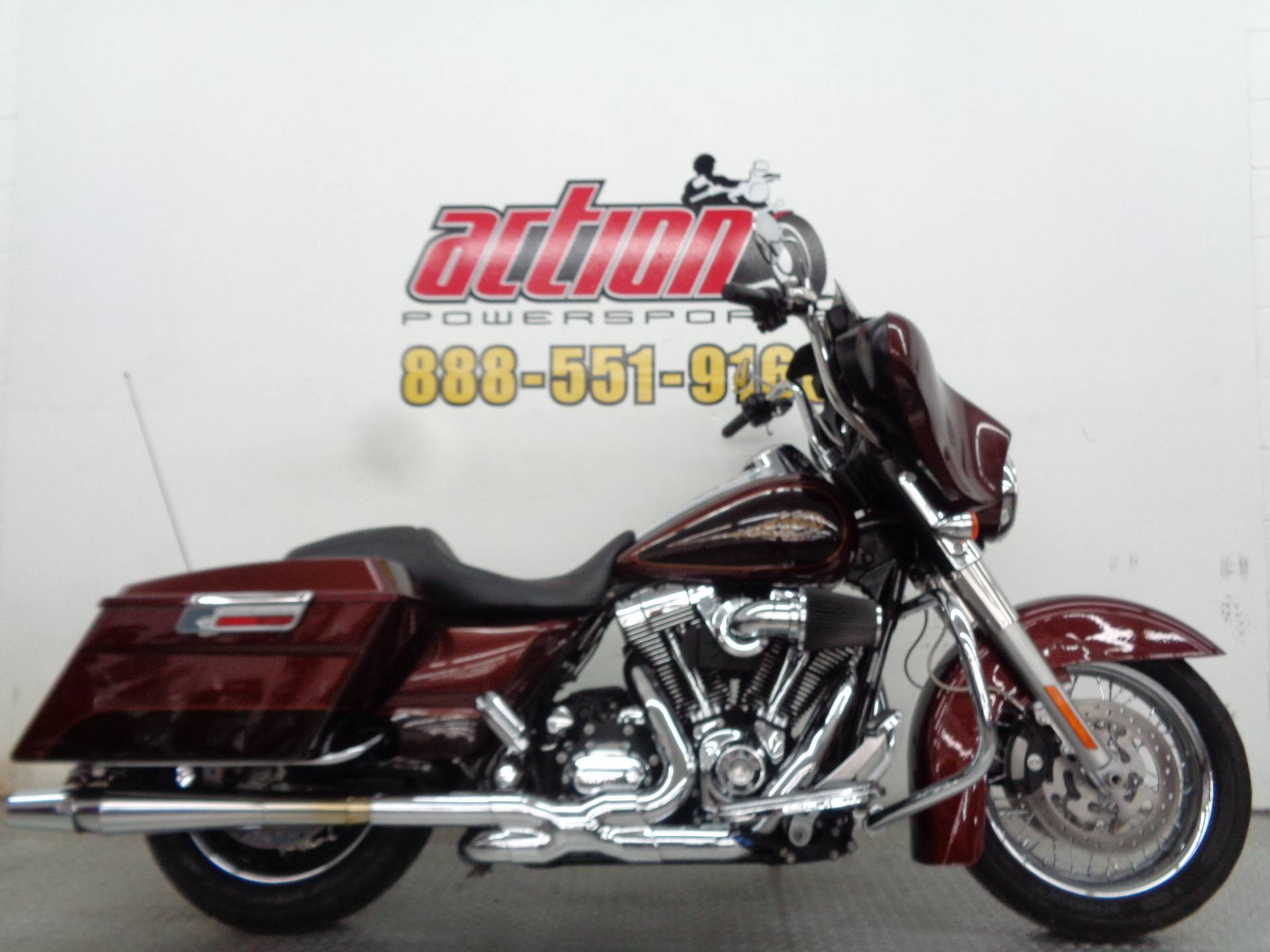2009 Harley-Davidson Street Glide for sale 443