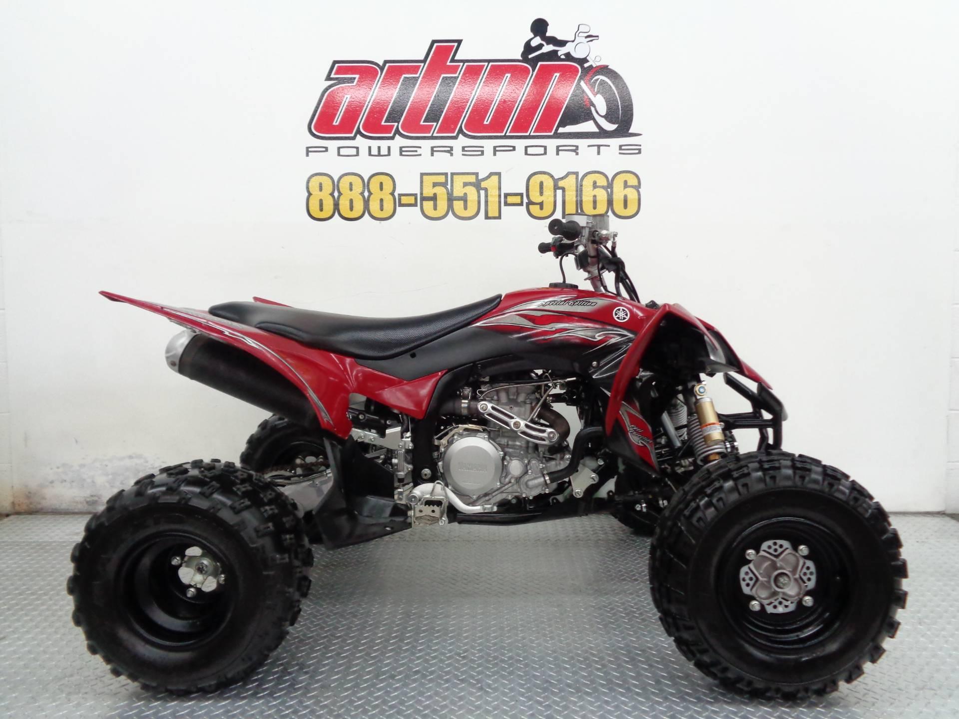 2014 Yamaha YFZ450R SE 1