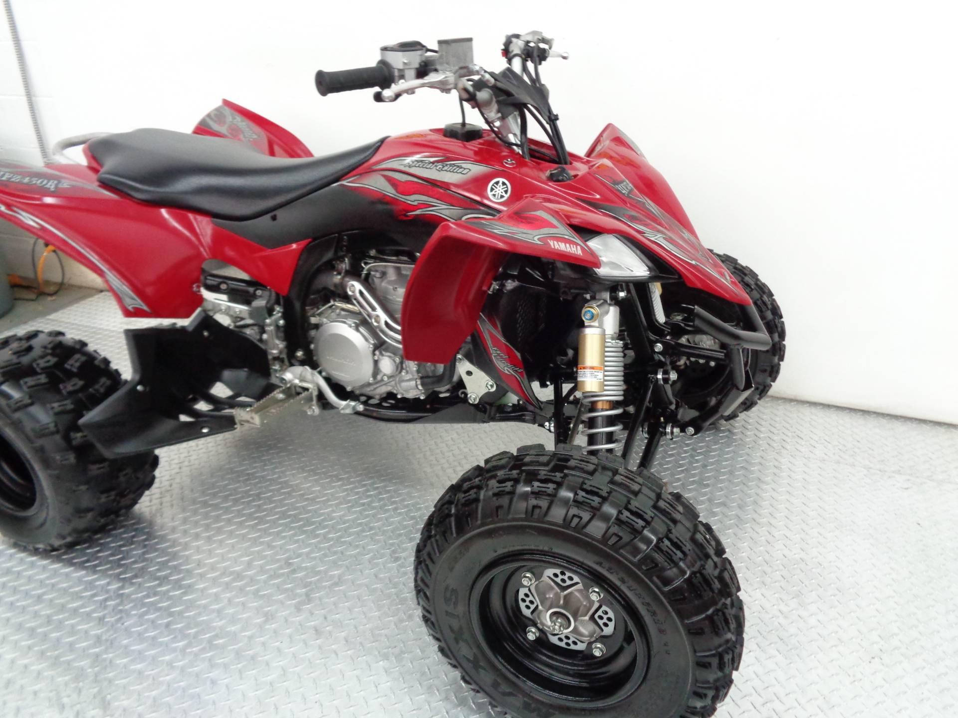 2014 Yamaha YFZ450R SE 2