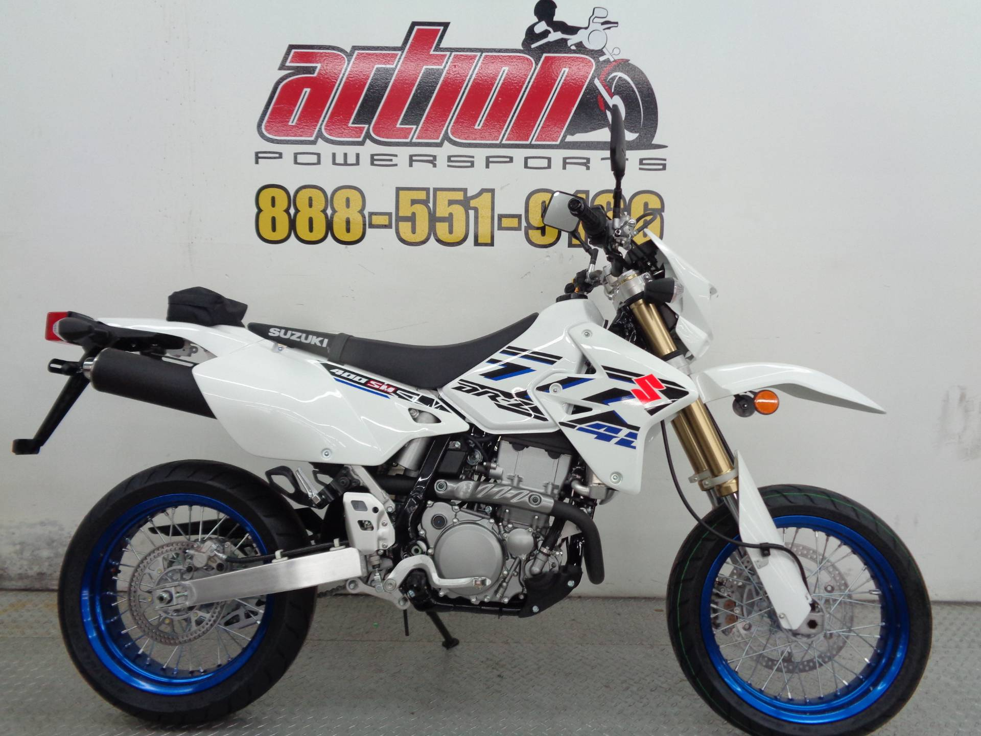 2017 Suzuki DR-Z400SM for sale 926