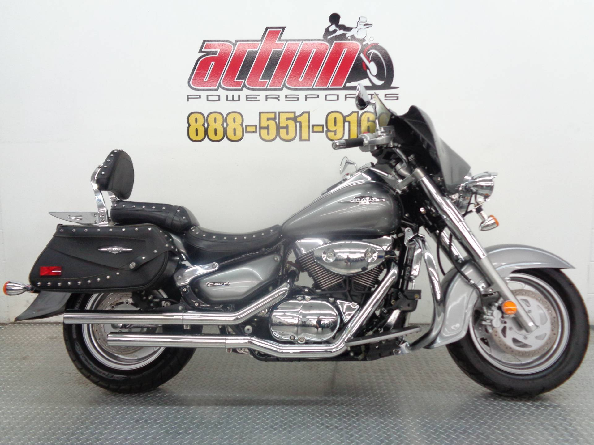2007 Suzuki Boulevard C90T for sale 382