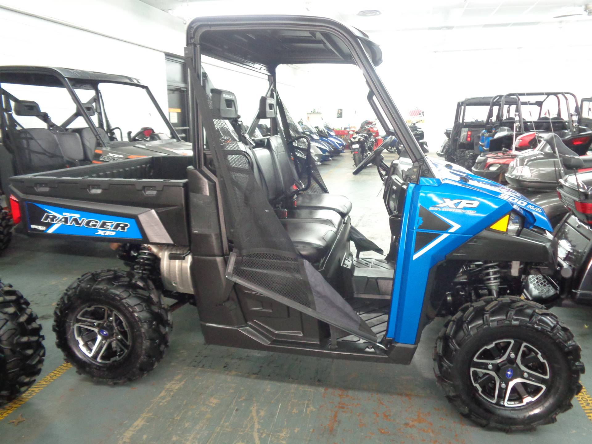 2018 Polaris Ranger XP 900 EPS 1