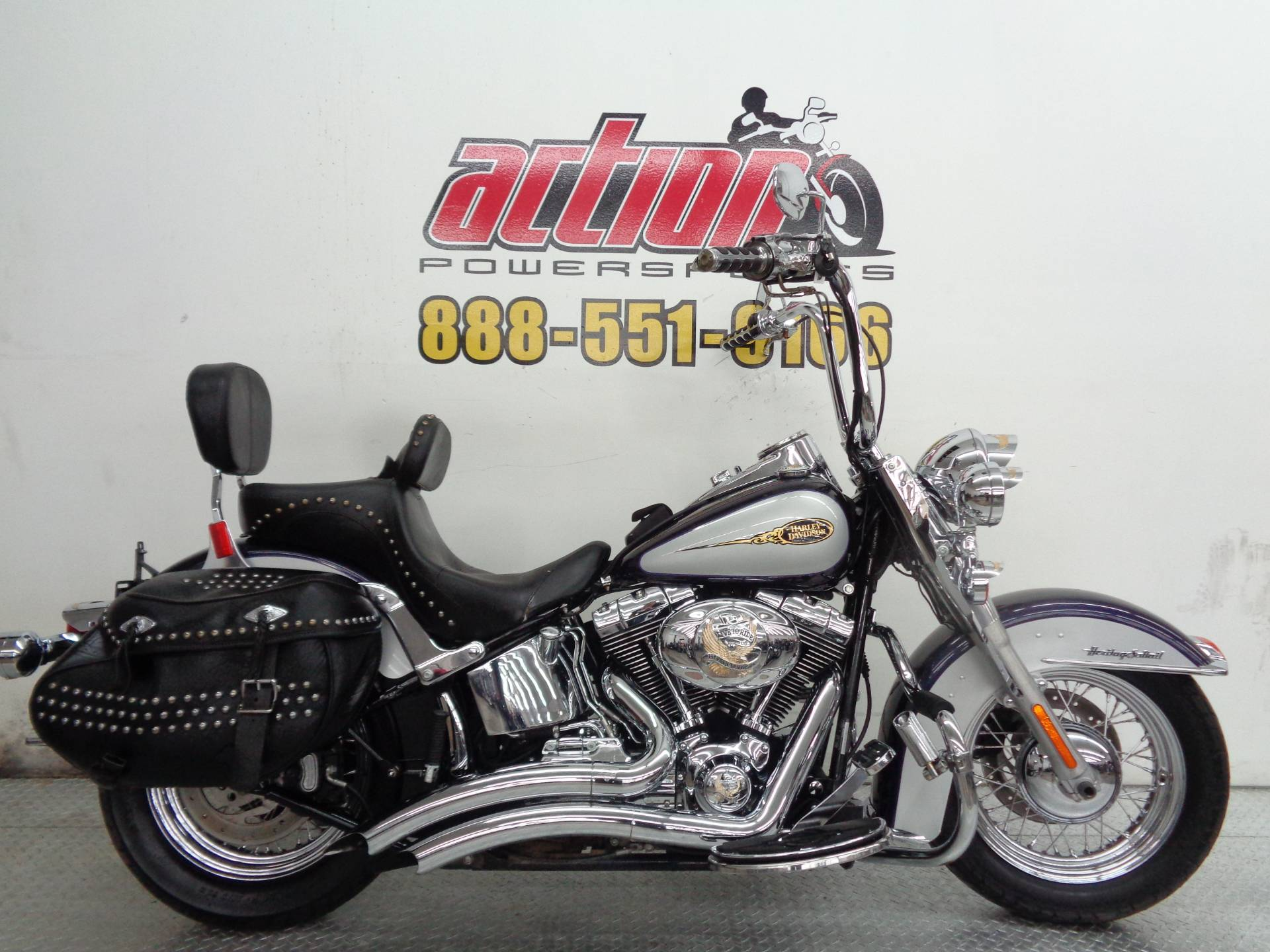 Used 2009 Harley-Davidson Heritage Softail® Classic Motorcycles in ...
