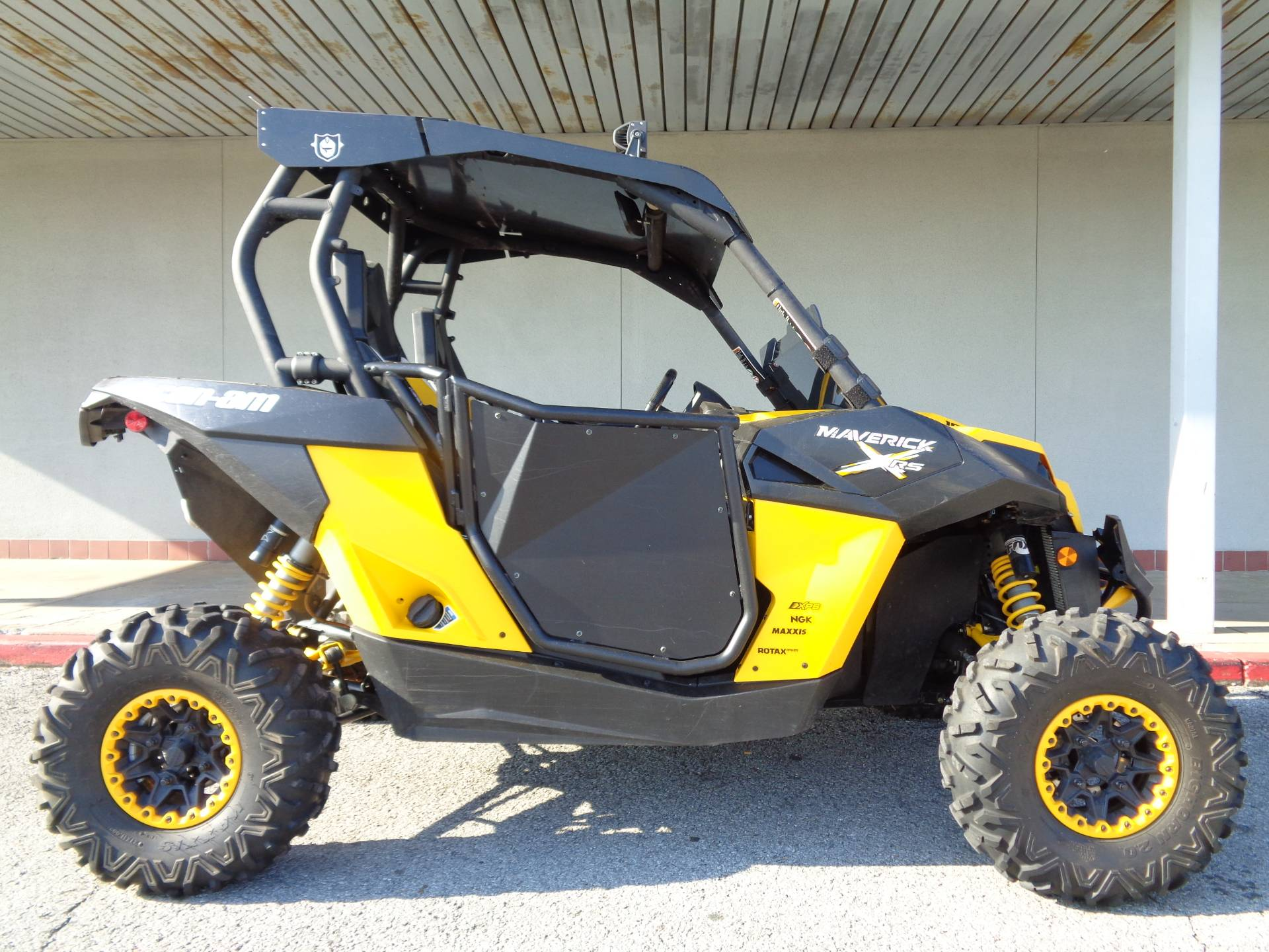 2014 Can-Am Maverick X rs DPS 1000R for sale 114