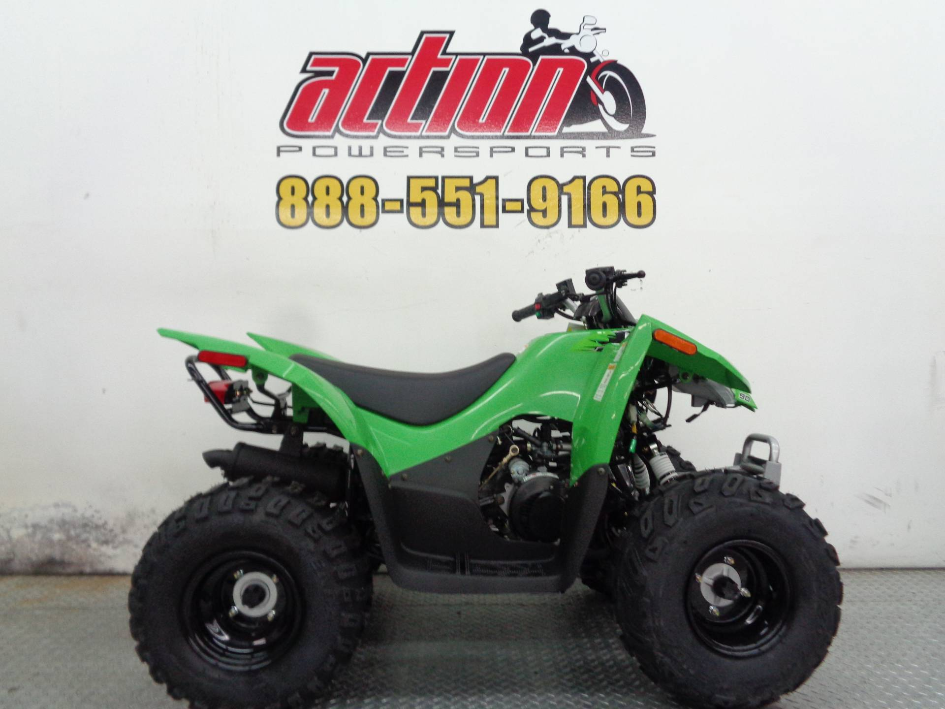 2017 Arctic Cat DVX 90 in Tulsa, Oklahoma