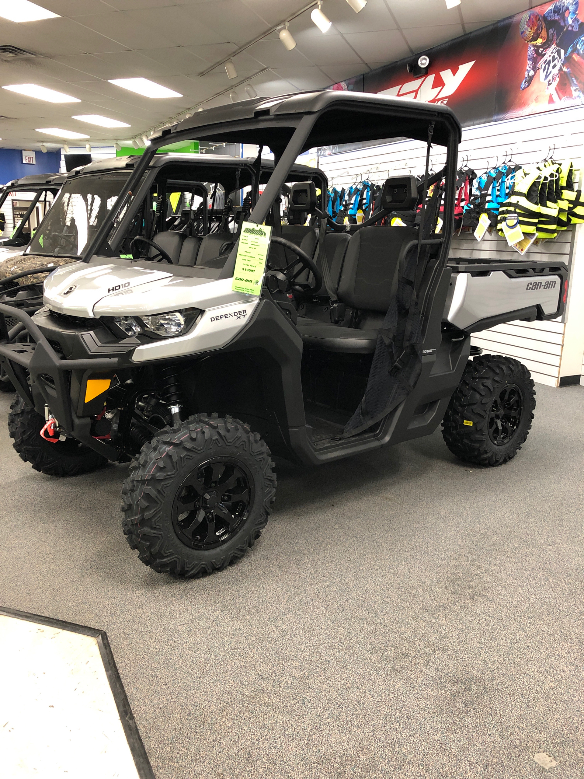 2020 Can-Am Defender XT HD10 in Tulsa, Oklahoma - Photo 1