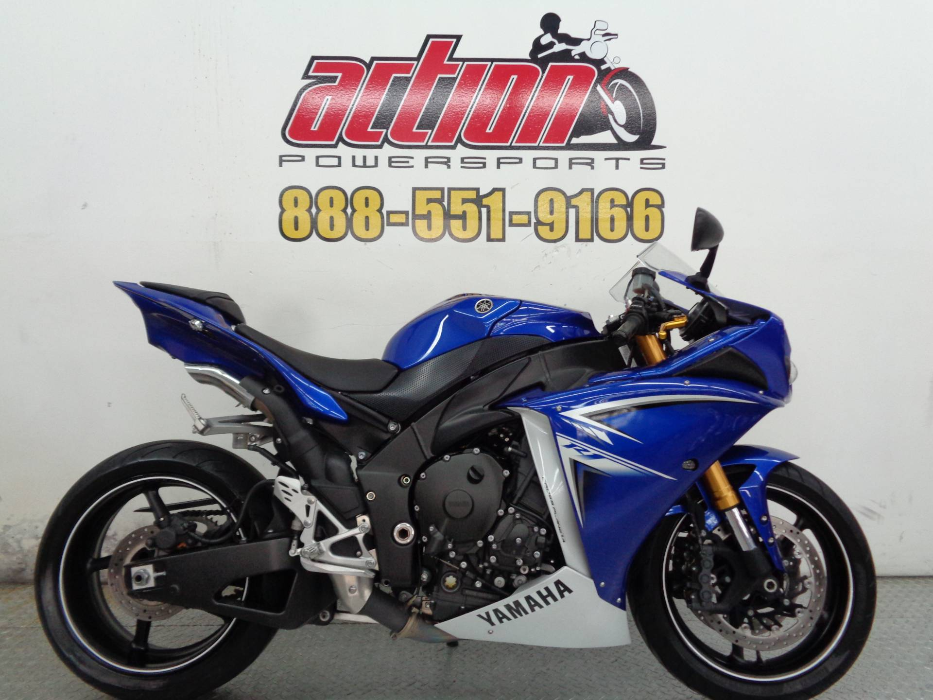 2010 Yamaha YZF-R1 for sale 68929
