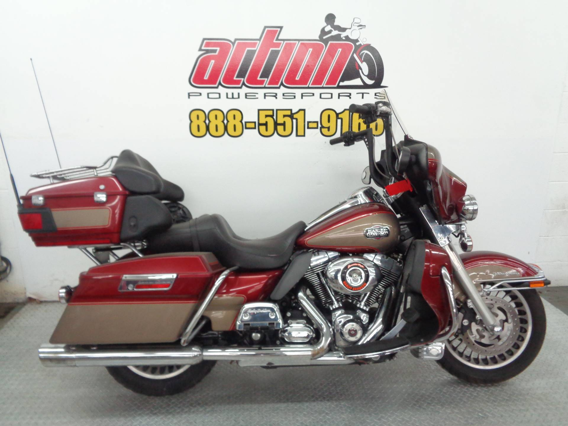2009 Harley-Davidson Ultra Classic® Electra Glide® in Tulsa, Oklahoma - Photo 1