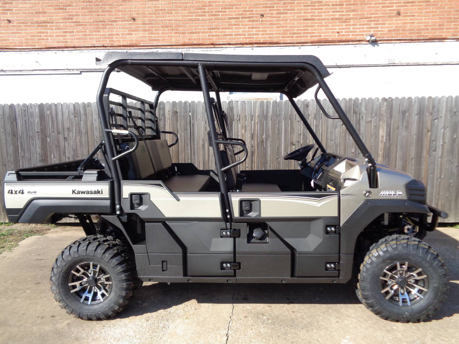 new 2017 kawasaki mule pro-fxt ranch edition utility vehicles in