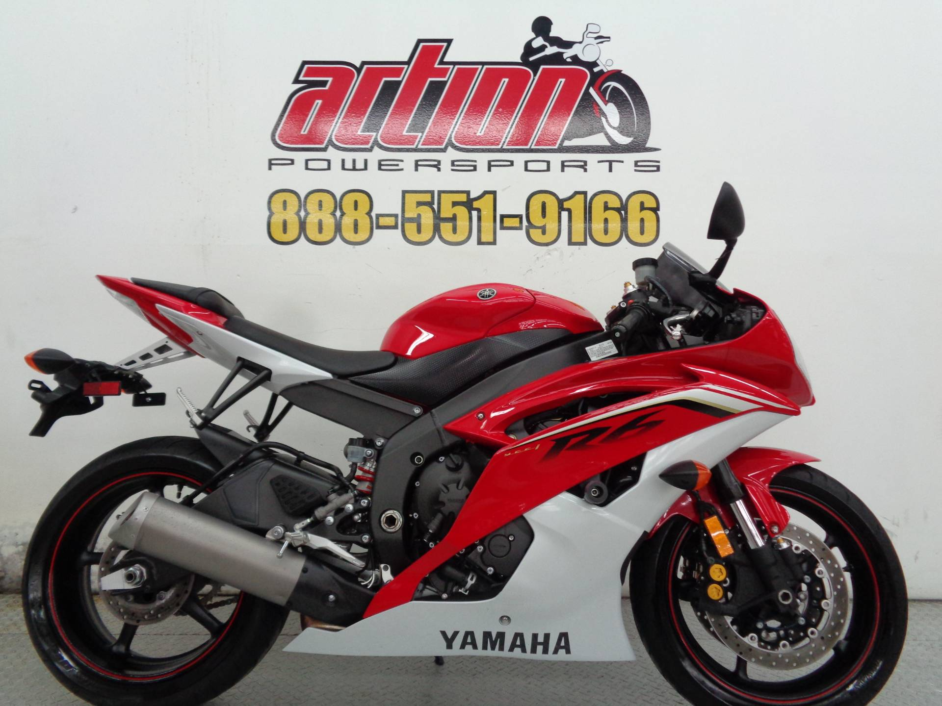 2013 Yamaha YZF-R6 for sale 56299