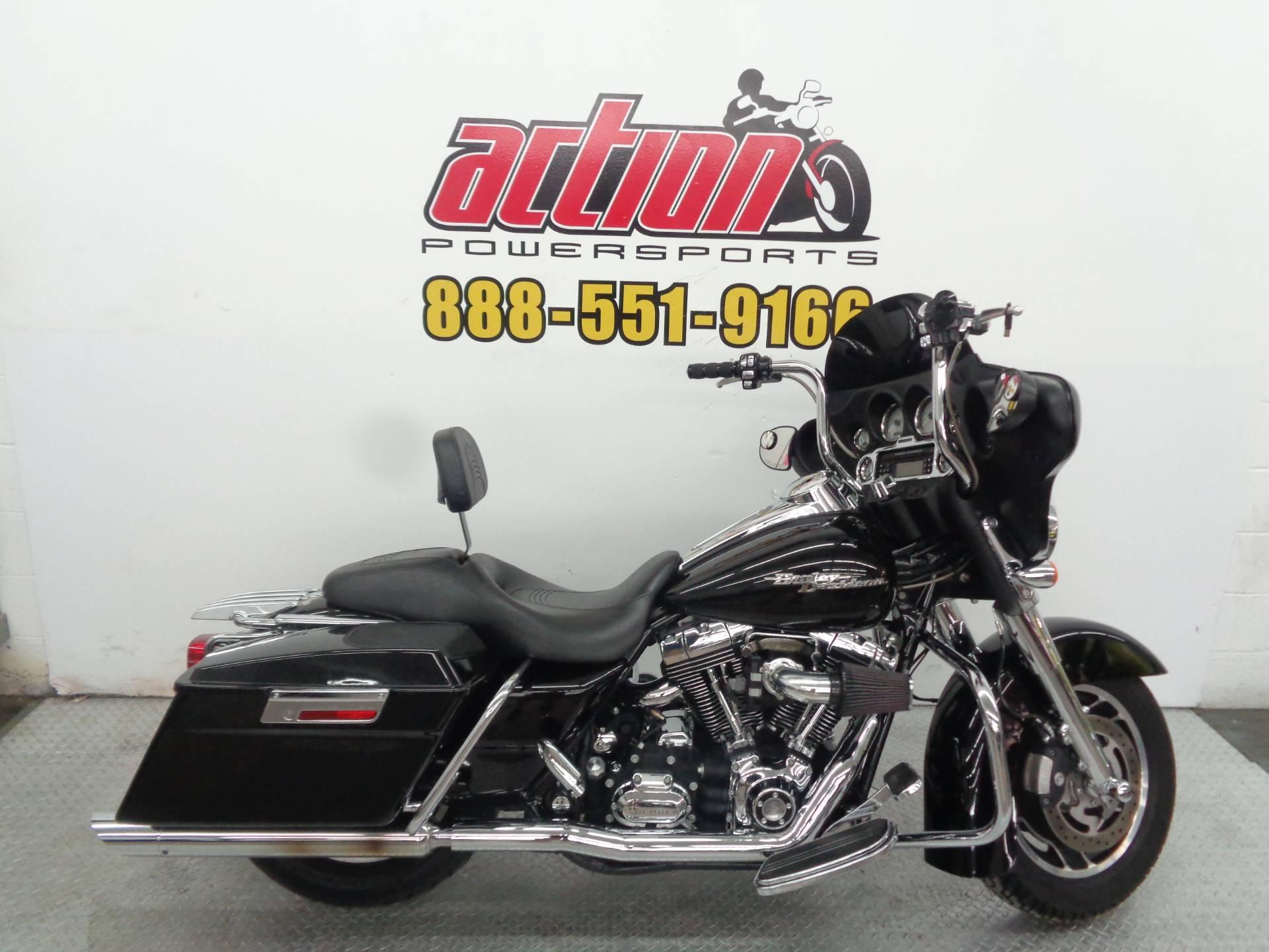 Used 2008 Harley-Davidson Street Glide® Motorcycles in Tulsa