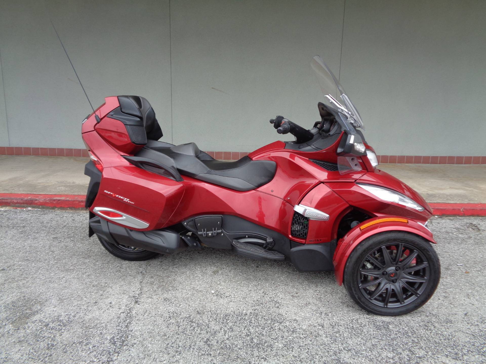 2015 Can-Am Spyder RT-S SE6 for sale 639