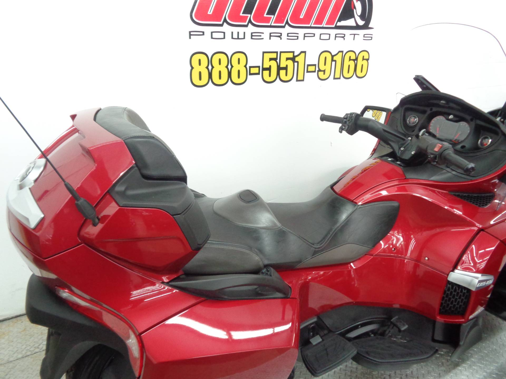 2016 Can-Am Spyder RT-S SE6 in Tulsa, Oklahoma - Photo 5