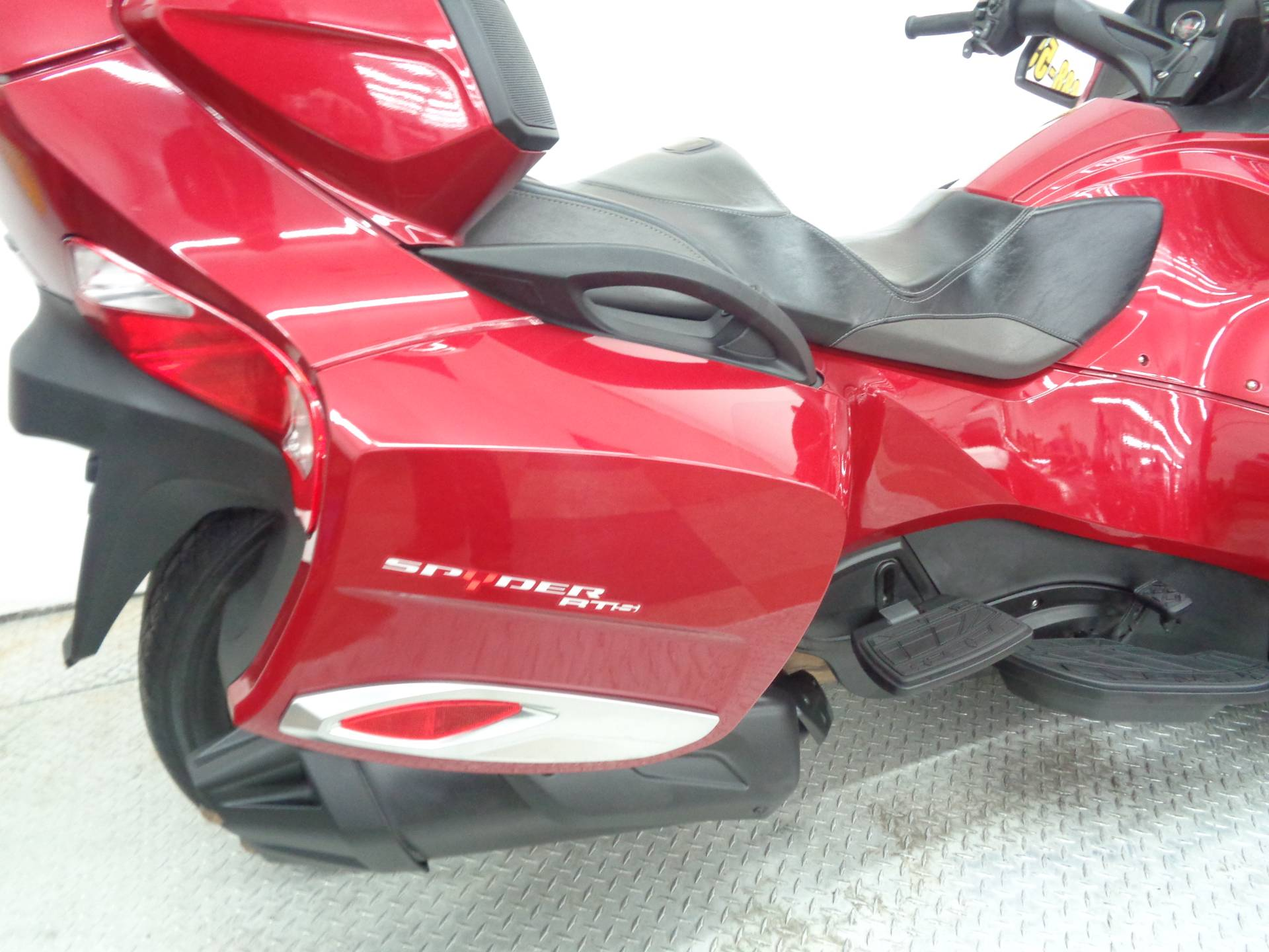 2016 Can-Am Spyder RT-S SE6 in Tulsa, Oklahoma - Photo 6