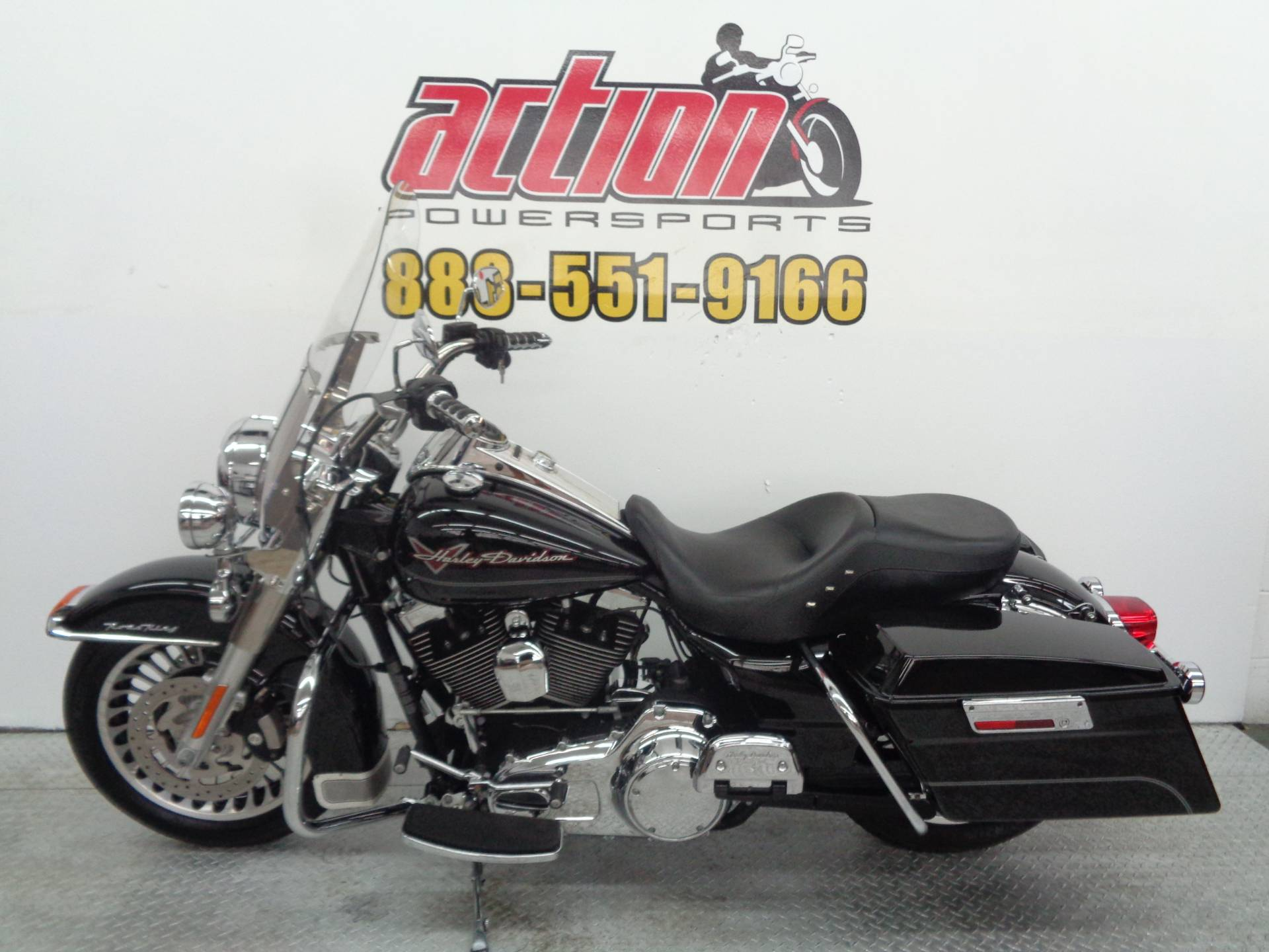 2010 Harley-Davidson Road King® in Tulsa, Oklahoma