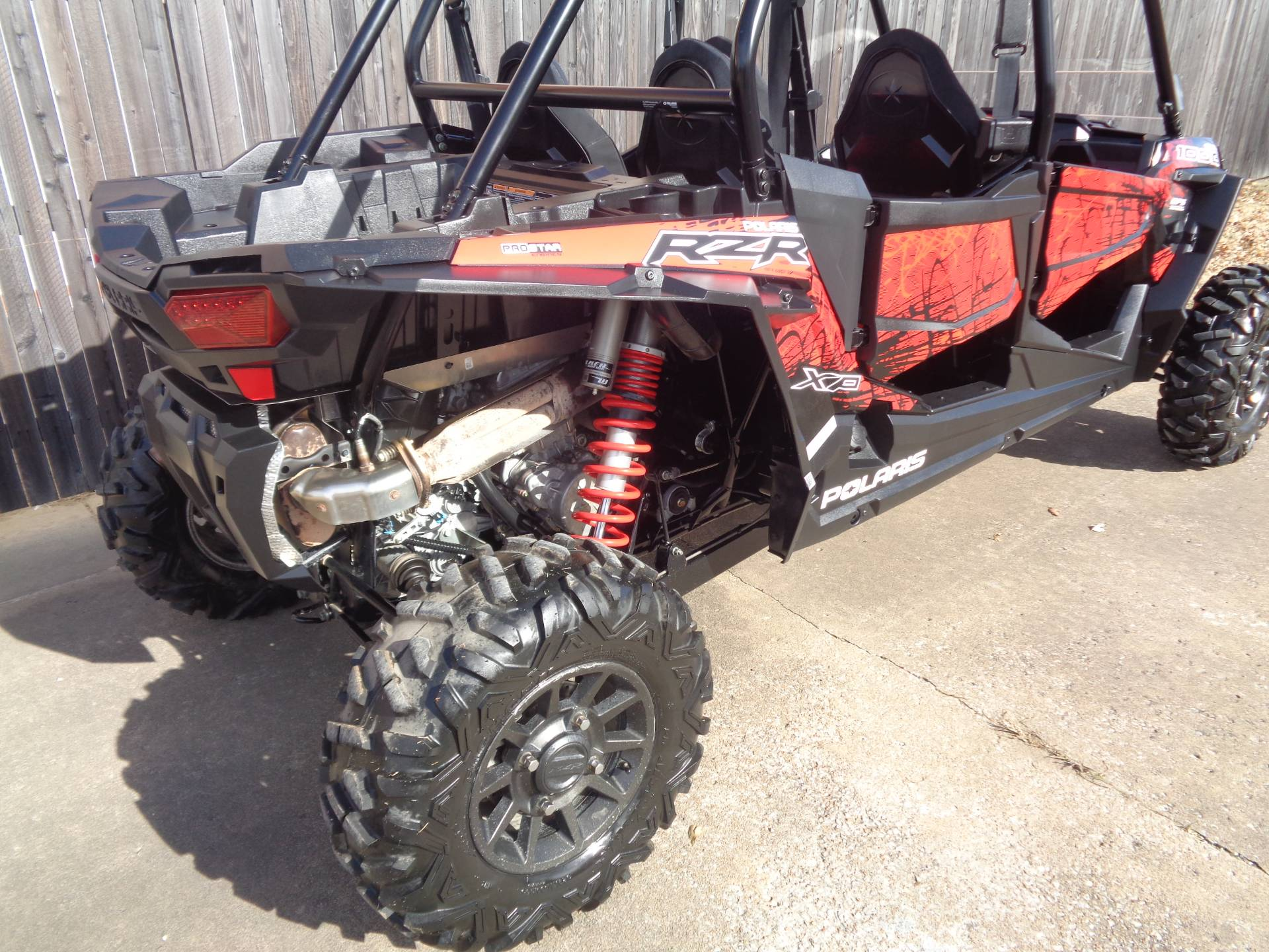 2018 Polaris RZR XP 4 1000 EPS in Tulsa, Oklahoma