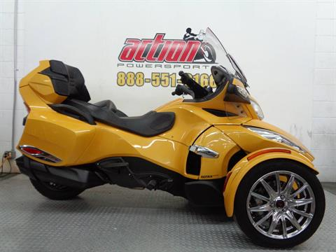 2013 Can-Am Spyder® RT-S SE5 in Tulsa, Oklahoma