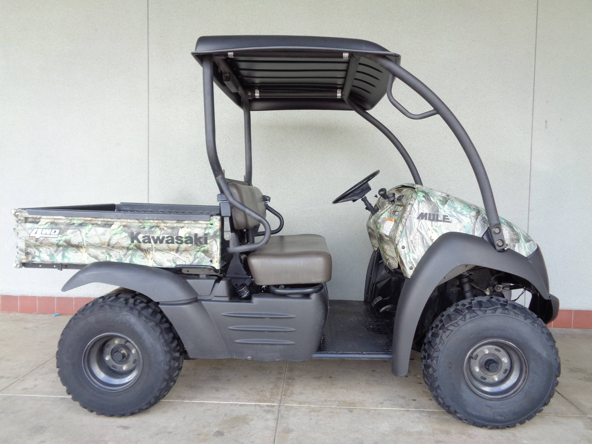 2007 Kawasaki Mule 610 4x4 for sale 196