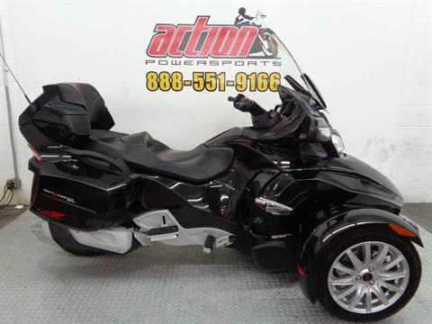 2016 Can-Am Spyder RT SE6 in Tulsa, Oklahoma