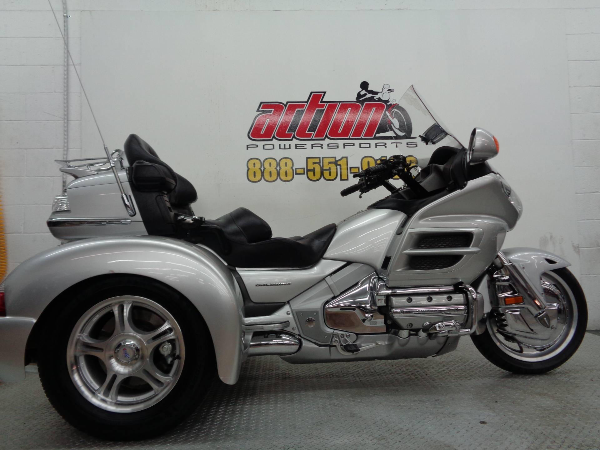 2007 Honda Gold Wing Trike In Tulsa, Oklahoma