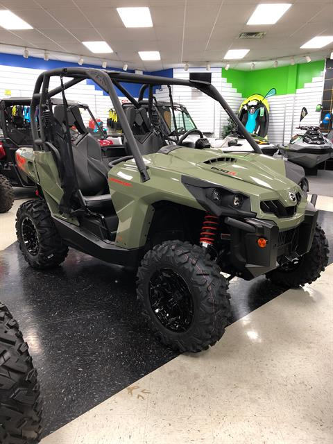 2020 Can-Am Commander DPS 800R in Tulsa, Oklahoma
