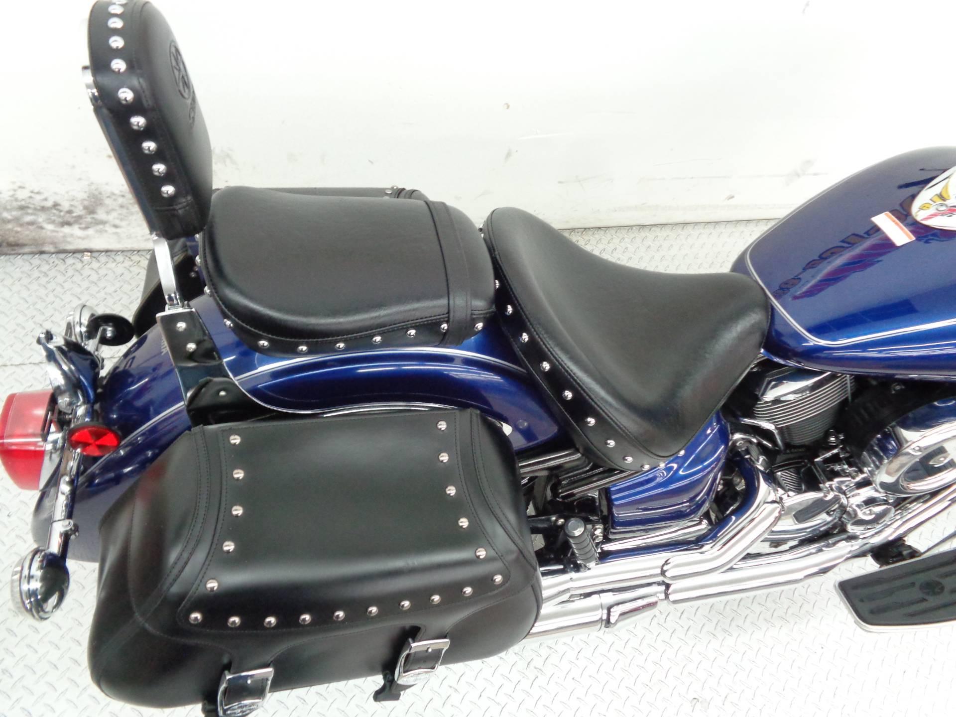 Used 2009 Yamaha V Star 1100 Silverado Motorcycles in Tulsa, OK ...