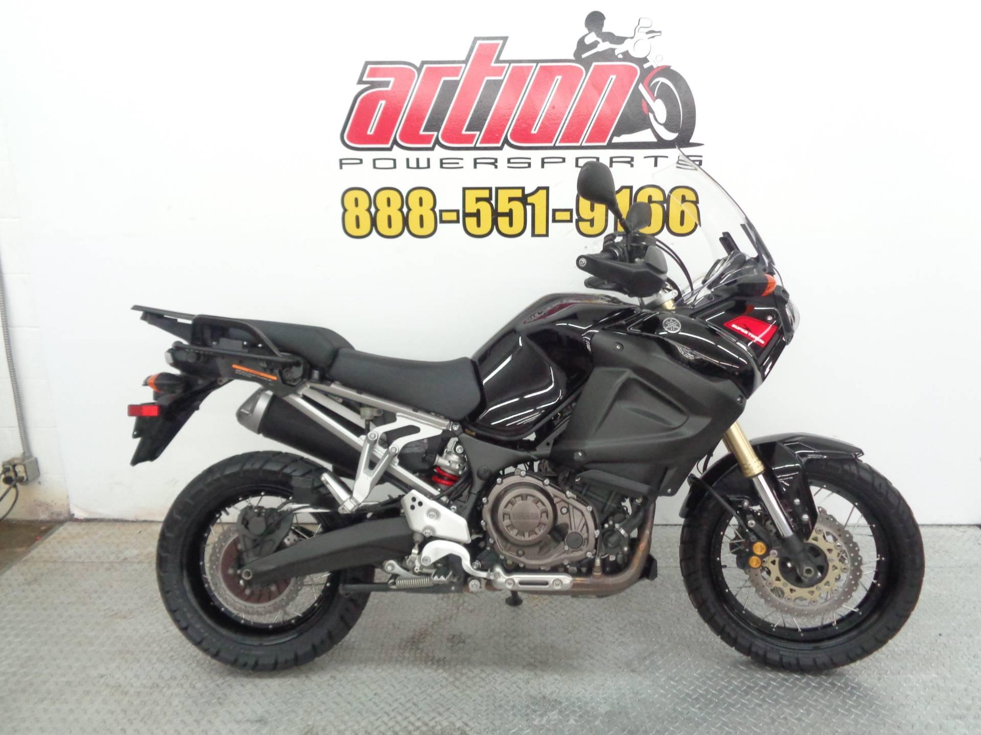 2012 Yamaha Super Tenere for sale 3268