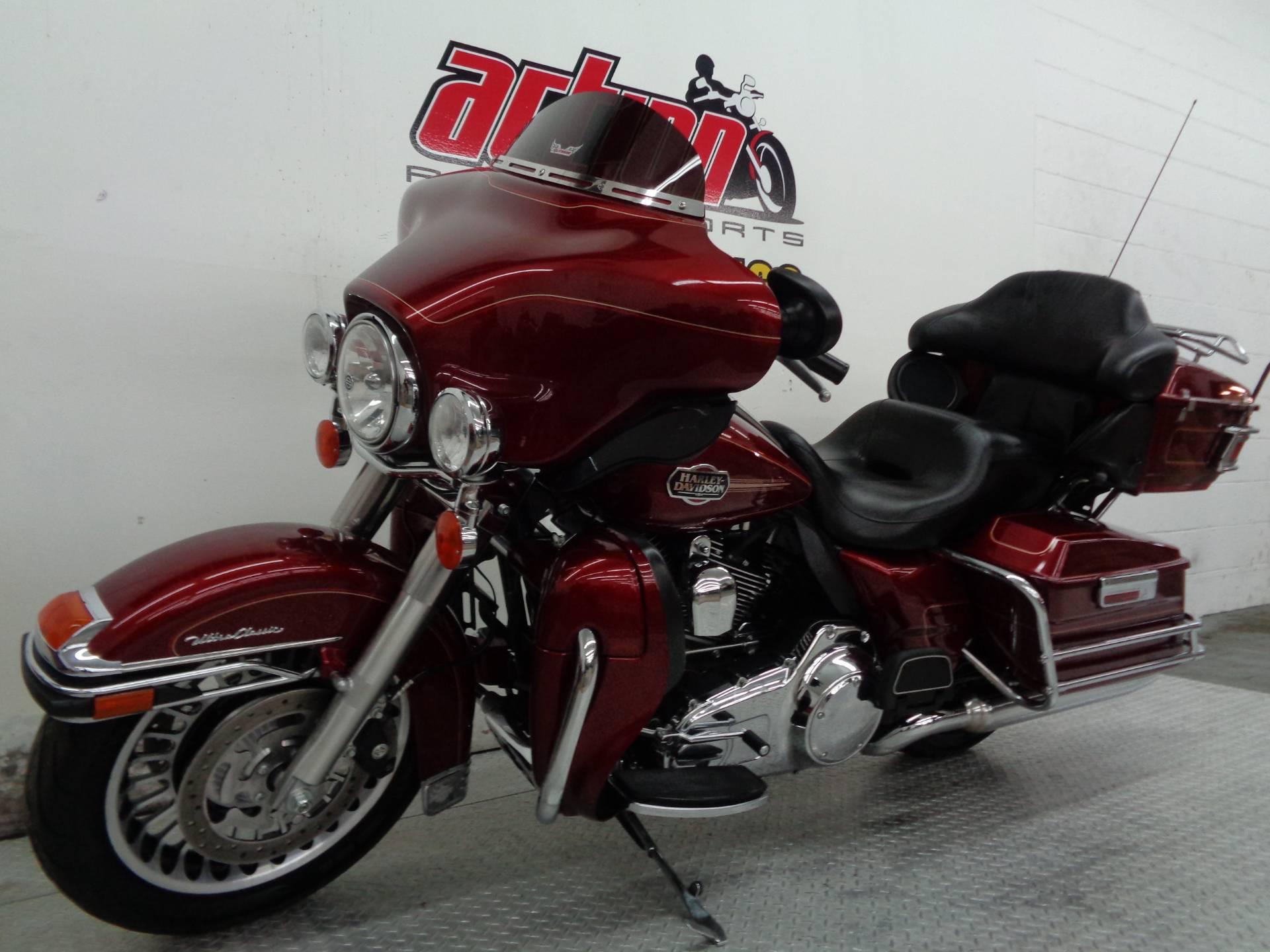 Harley Davidson Electra Glide For Sale Tulsa Ok >> Used 2009 Harley-Davidson Ultra Classic® Electra Glide® Motorcycles in Tulsa, OK | Stock Number ...
