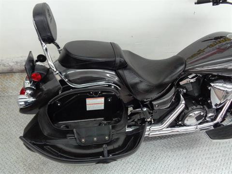 2012 Yamaha V Star 1300 Tourer in Tulsa, Oklahoma