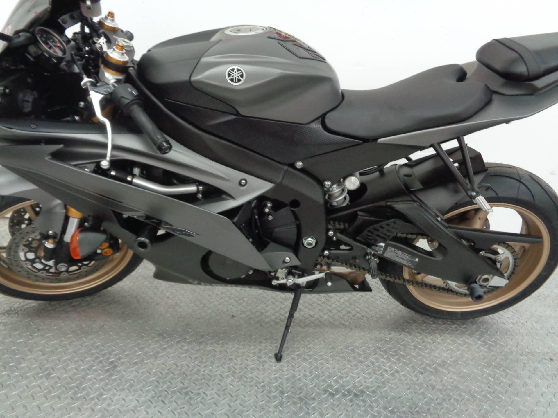 2014 Yamaha YZF-R6 in Tulsa, Oklahoma