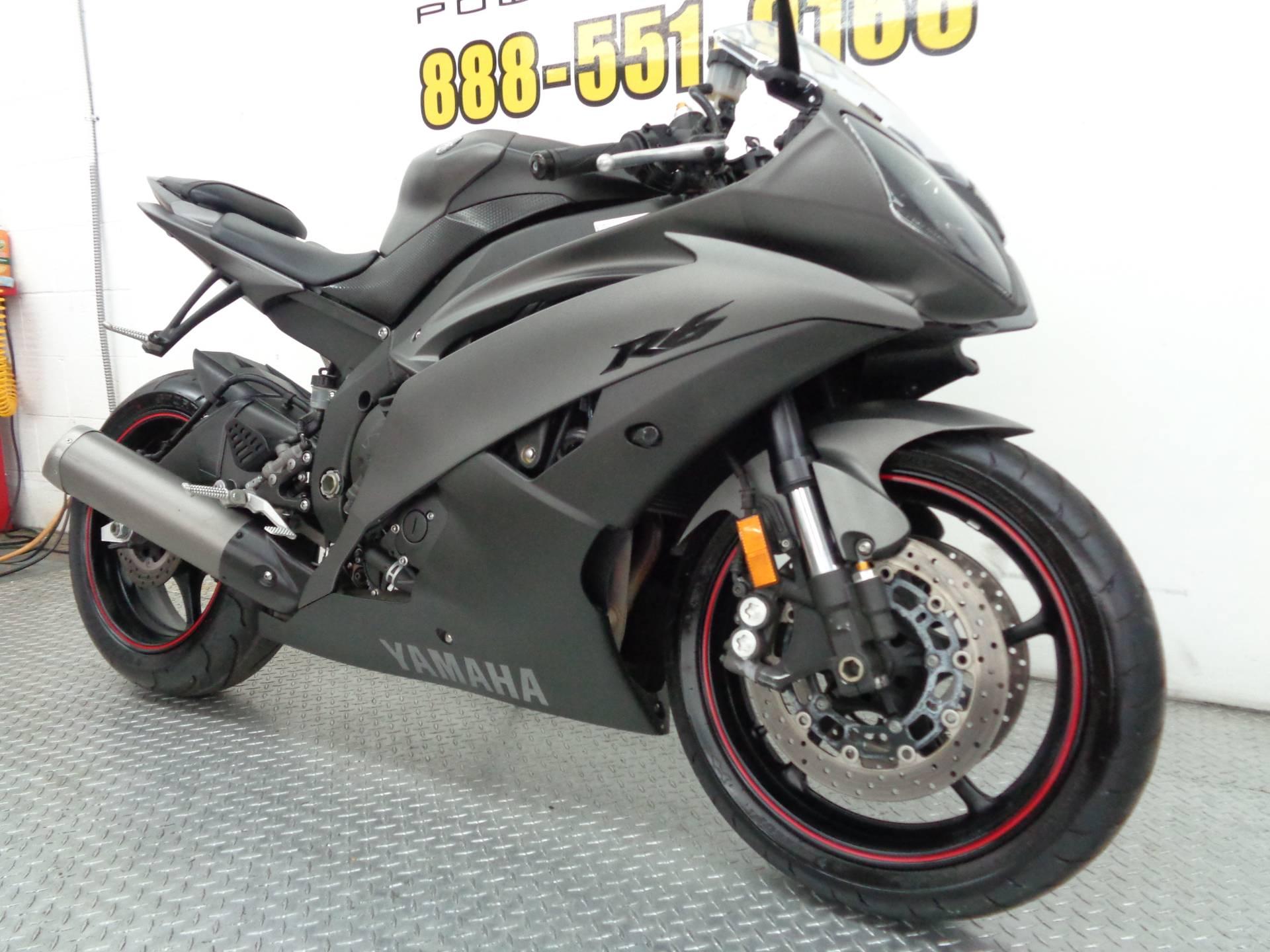 2014 Yamaha YZF-R6 7