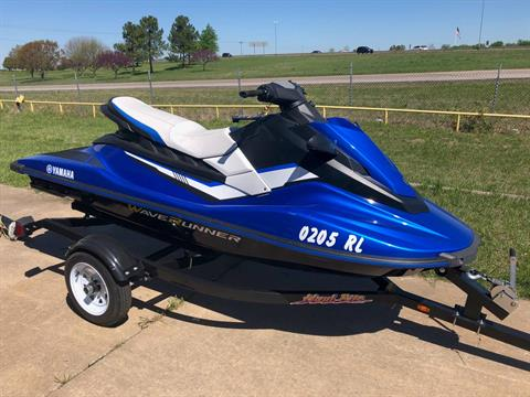 2017 Yamaha Waverunner EX Deluxe in Broken Arrow, Oklahoma