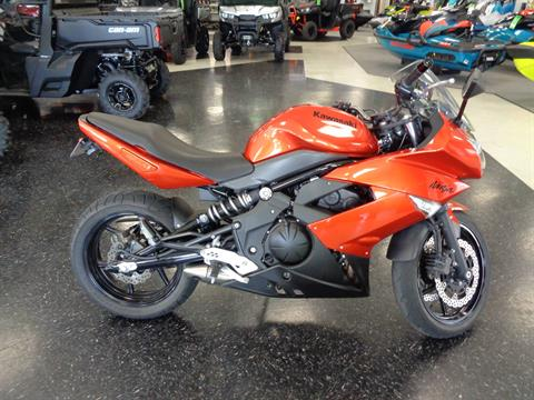 2011 Kawasaki Ninja® 650R in Broken Arrow, Oklahoma - Photo 1