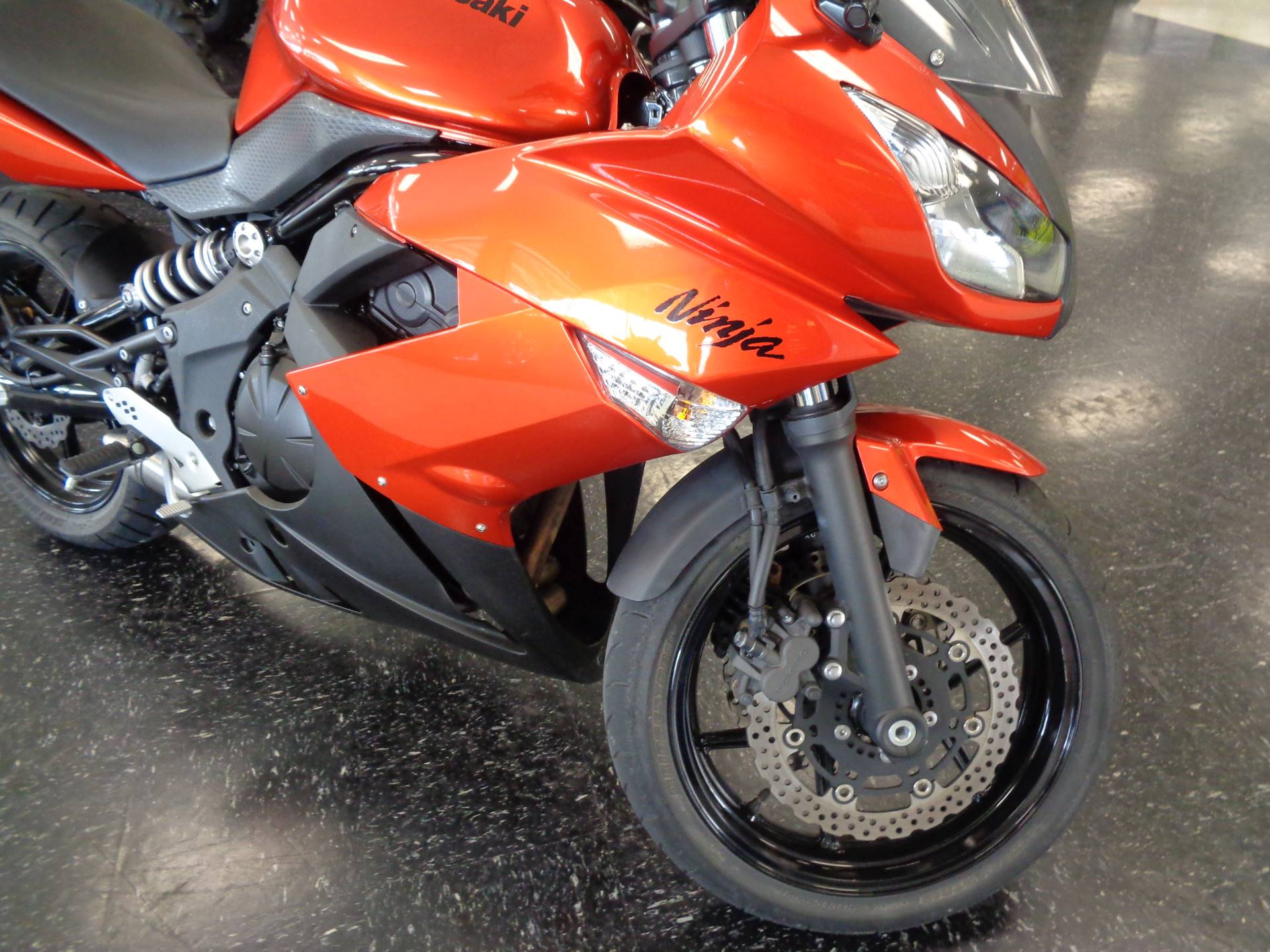 2011 Kawasaki Ninja® 650R in Broken Arrow, Oklahoma - Photo 2