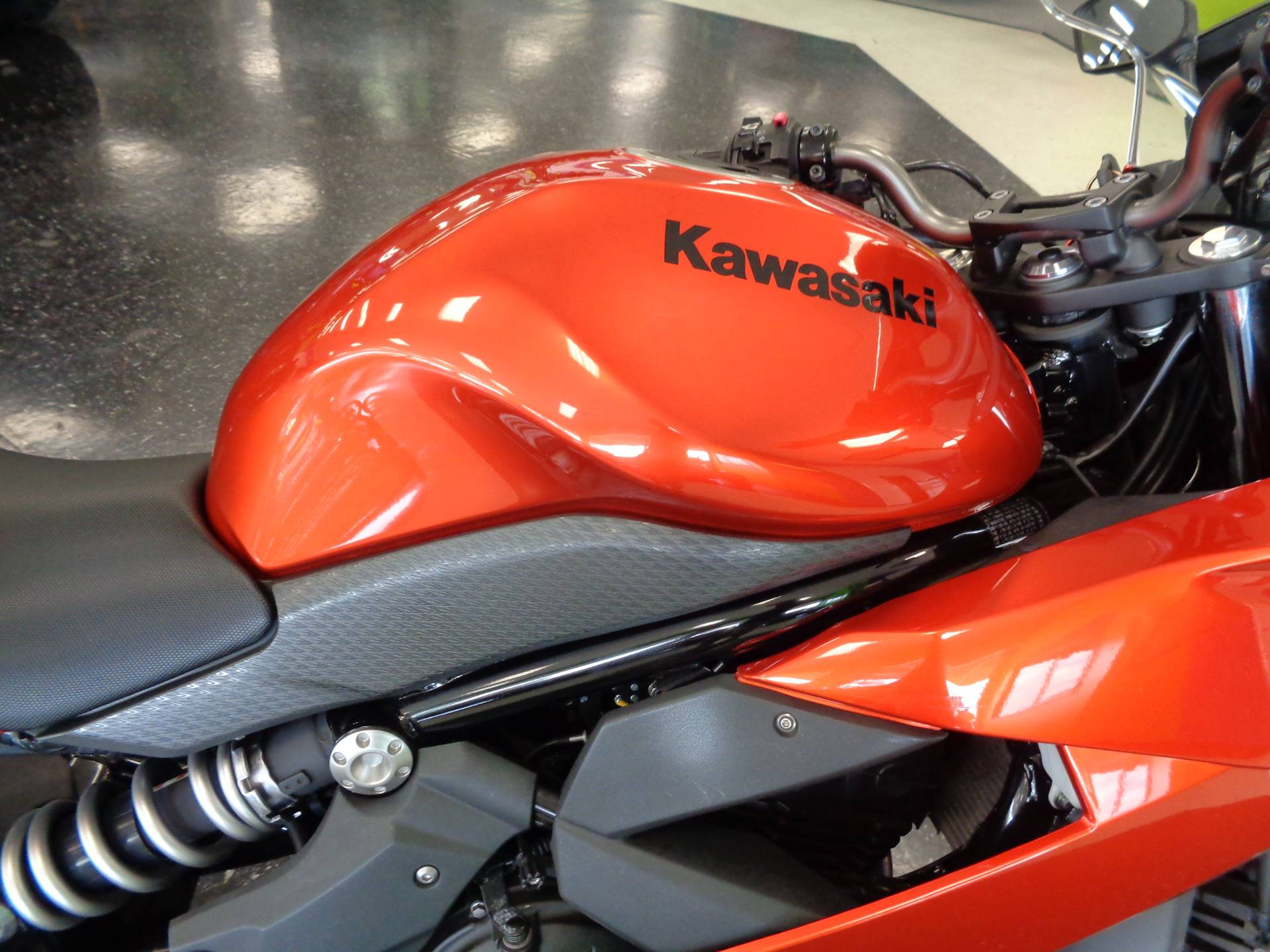 2011 Kawasaki Ninja® 650R in Broken Arrow, Oklahoma - Photo 3