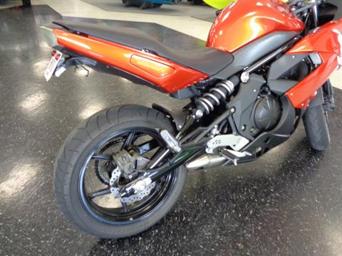 2011 Kawasaki Ninja® 650R in Broken Arrow, Oklahoma - Photo 4